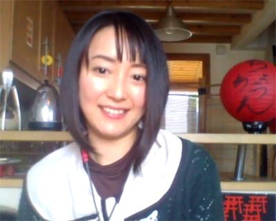 牧村朝子さん/フランス-日本間でのスカイプインタビュー!