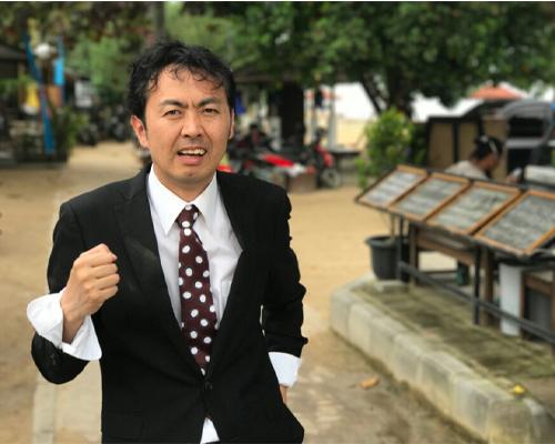 「アンガールズ・田中」オフィシャルブログより