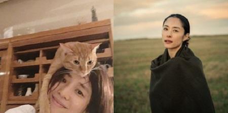 左:石田ゆり子公式instagramより、右:深津絵里オフィシャルサイトより