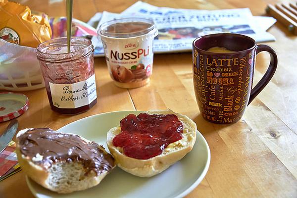 夫婦の朝、どっちもどっち。土日に11時すぎまで眠り続ける妻、朝ごはんを食べずに待ち続ける夫の画像1
