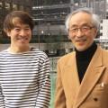 清田代表、金子先生