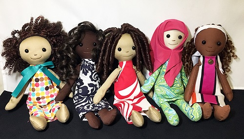 私が「黒人の人形」を作るわけ。そして浜ちゃんの黒塗りについての画像1