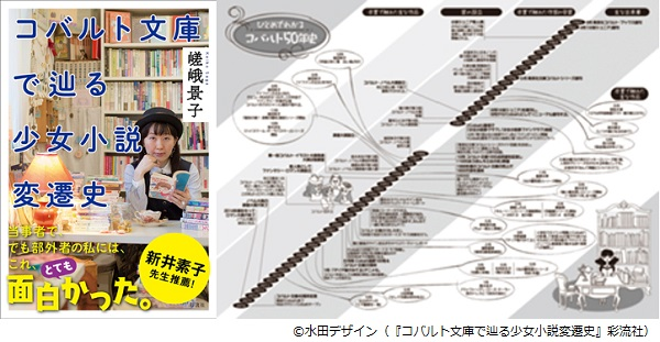 そろそろ、「少女小説」について語り始めよう/『コバルト文庫で辿る少女小説変遷史』著者・嵯峨景子インタビューの画像2