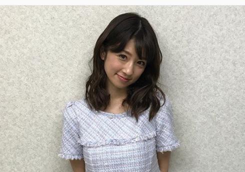 小倉優子 Instagramより