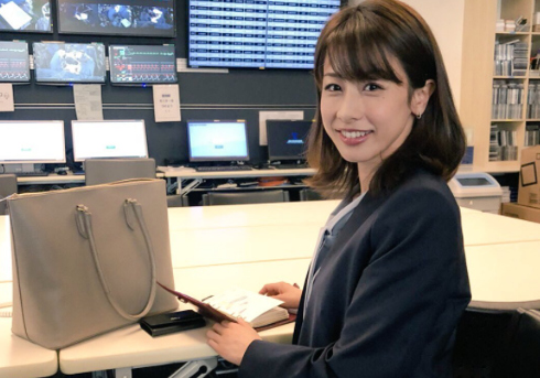 加藤綾子が連ドラ初出演! 野際陽子も通った女子アナの既定路線の画像1