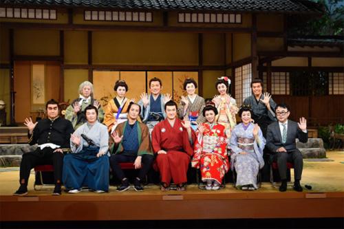 三谷幸喜の真骨頂! TOKIO松岡昌宏と中村獅童の「本人そのまま」のキャラで、ただ笑いだけを求めた喜劇の画像1