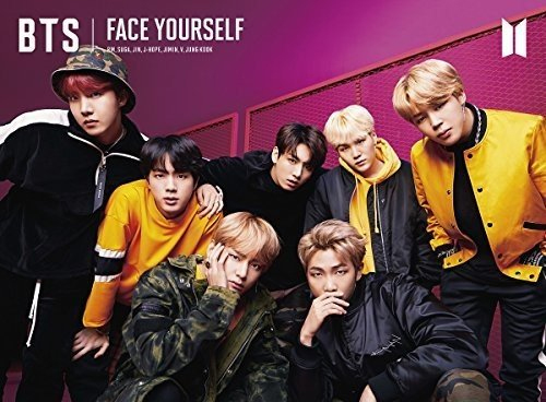 「FACE YOURSELF」BTS (防弾少年団)