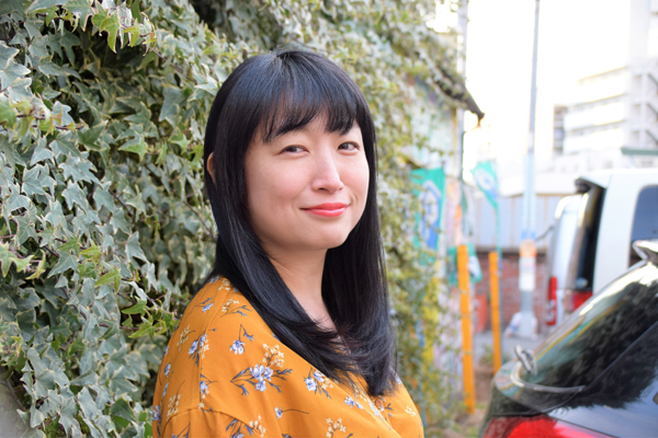 花田菜々子さん