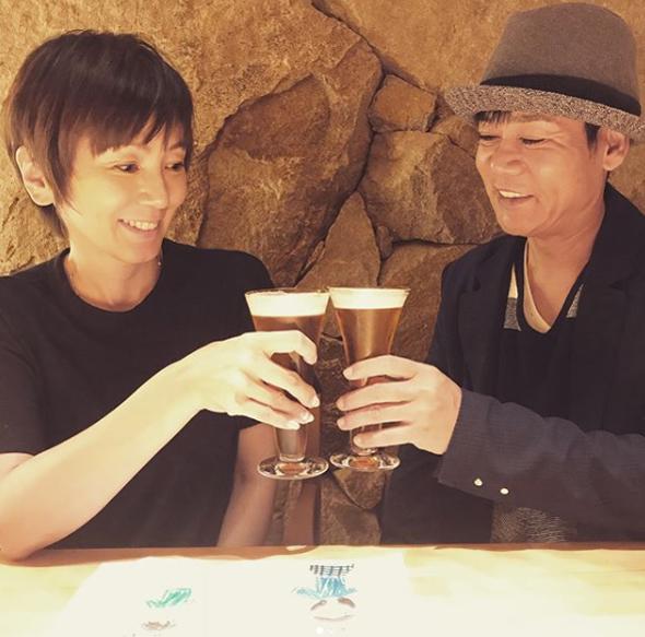 名倉潤と渡辺満里奈がナンバーワンおしどり夫婦である理由 結婚13年もフラリーマンとは無縁の画像1
