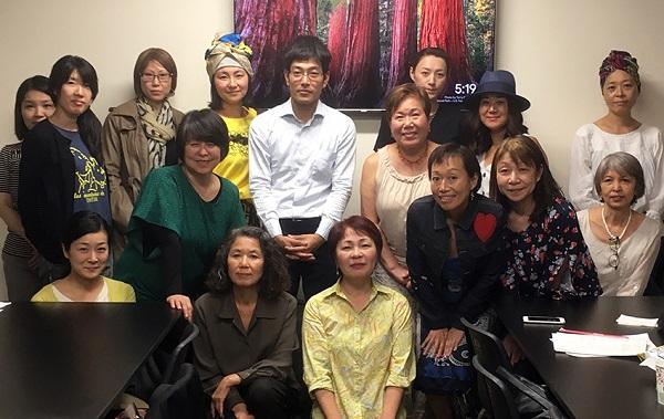 「抗がん剤治療で髪が抜けたら…」NYの乳がん患者支援日本語プログラムSHAREの画像1