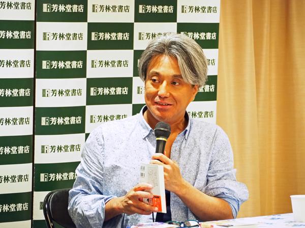 二村ヒトシさん