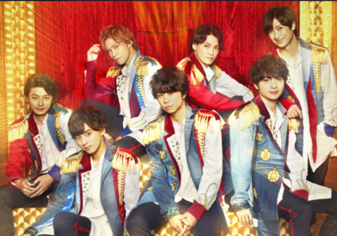 Kis-My-Ft2 Official Websiteより