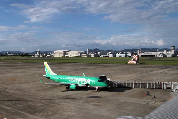 名古屋空港から名鉄小牧線・味美駅まで歩いてみたら、案外ラクだった!「空港から最寄り駅まで歩いてみた」第1回の画像2