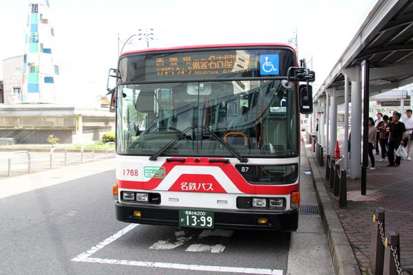 名古屋空港から名鉄小牧線・味美駅まで歩いてみたら、案外ラクだった!「空港から最寄り駅まで歩いてみた」第1回の画像5