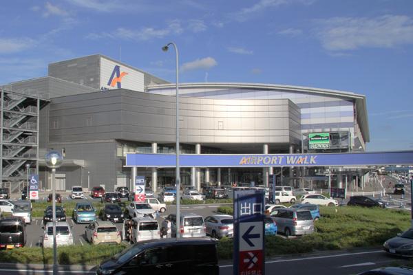 名古屋空港から名鉄小牧線・味美駅まで歩いてみたら、案外ラクだった!「空港から最寄り駅まで歩いてみた」第1回の画像8