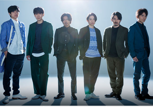 V6 Johnny's netより