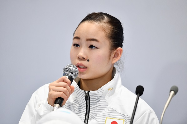 日本体操協会幹部による「権力を使った暴力」の画像1