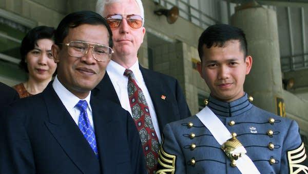 本田圭佑も必読のカンボジア情勢、一党独裁フン・セン首相の息子がまるで小泉進次郎の画像1