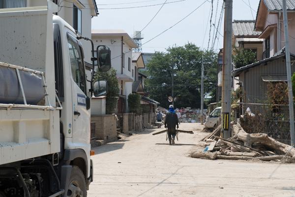 マンガ家・喜国雅彦さんと行った東日本大震災への初ボランティアで、私は開眼した【西日本豪雨ボランティア体験記・前編】の画像1