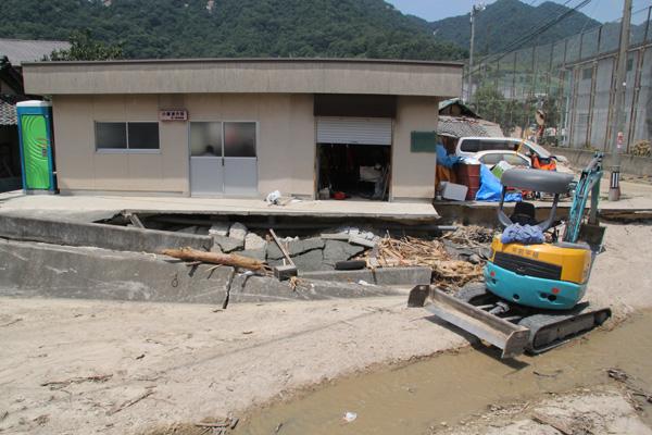 マンガ家・喜国雅彦さんと行った東日本大震災への初ボランティアで、私は開眼した【西日本豪雨ボランティア体験記・前編】の画像2