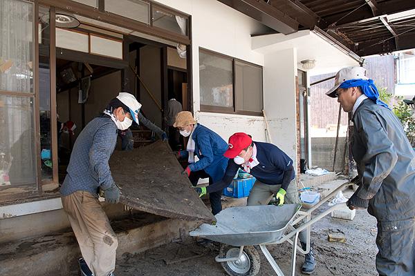 「観光がてらだって構わない!」これから西日本豪雨のボランティアに向かう人のための取扱説明書【西日本豪雨ボランティア体験記・後編】の画像4