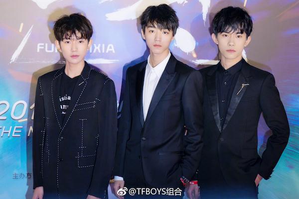 King & Princeより人気!? 中国芸能界を席巻する美少年グループたちの画像1