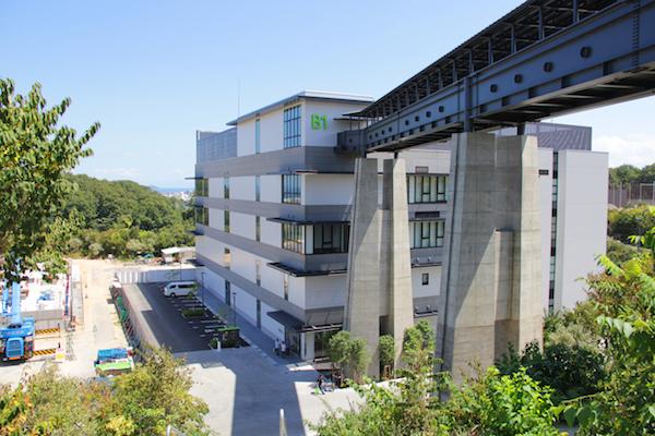 愛媛・今治の「加計学園」は、風光明媚な場所にあった!「岡山理科大学獣医学部」オープンキャンパス訪問記【前編】の画像8