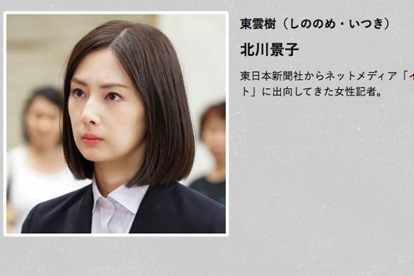 (完成しています)北川景子ドラマ『フェイクニュース』が描くネットメディアの実情。ネットニュースは「悪」なのか?の画像1