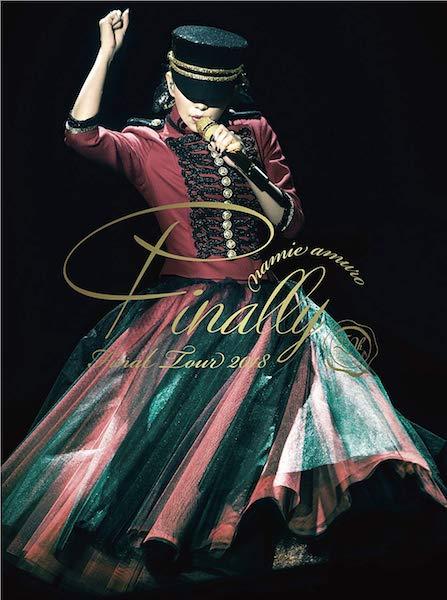 多数ある安室奈美恵の「ファイナルDVD」初回限定盤は、単なる収録公演違いではなかった!の画像2