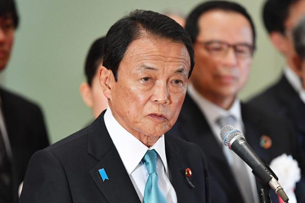 麻生太郎副総理の「年寄りではなく産まない方が悪い」暴言、政治家の ...