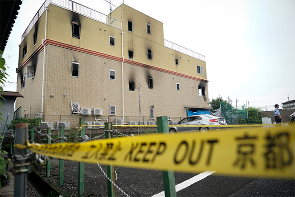 【完成】京アニ火災事件に「NHK陰謀論」 加速するデマ情報に注意をの画像1