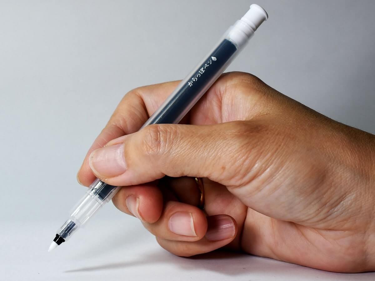 空っぽ ペン