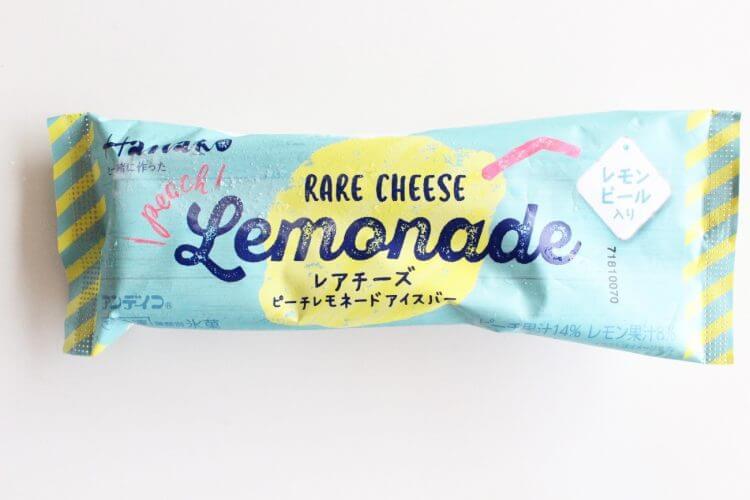 アイスバーに蜂蜜をかけて激ウマ!「Hanako レアチーズピーチレモネードアイスバー」を とろ甘アレンジの画像1
